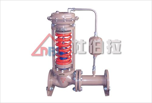 高压蒸汽自力式调节阀